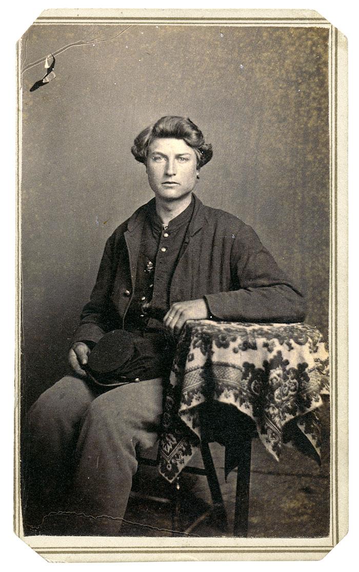 Ronald S. Coddington collection.