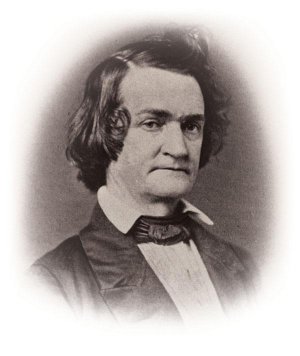 Campbell, circa 1859. Albumen print by Julian Vannerson of Washington, D.C. Library of Congress.