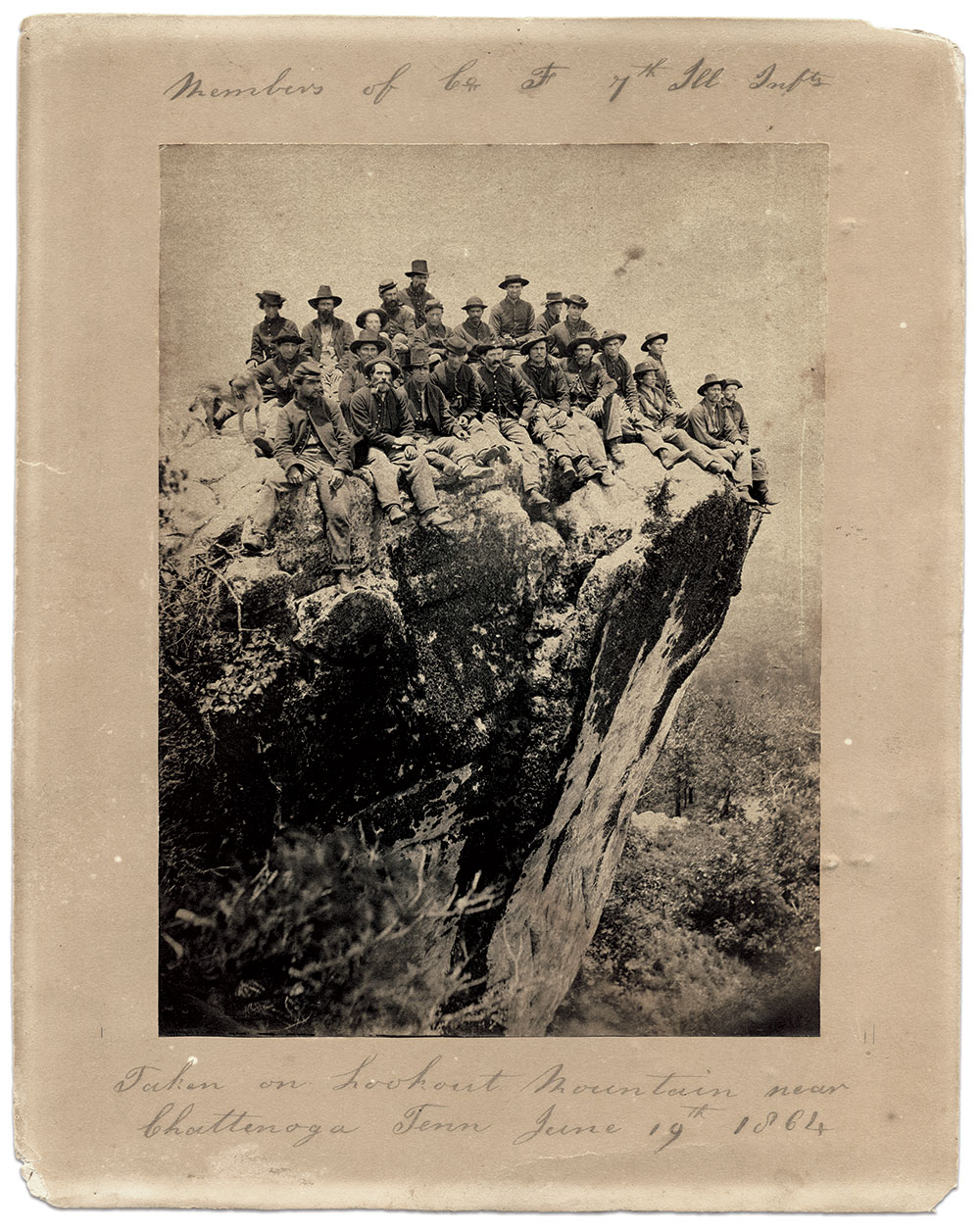 Albumen print from the Dr. Anthony Hodges Collection.