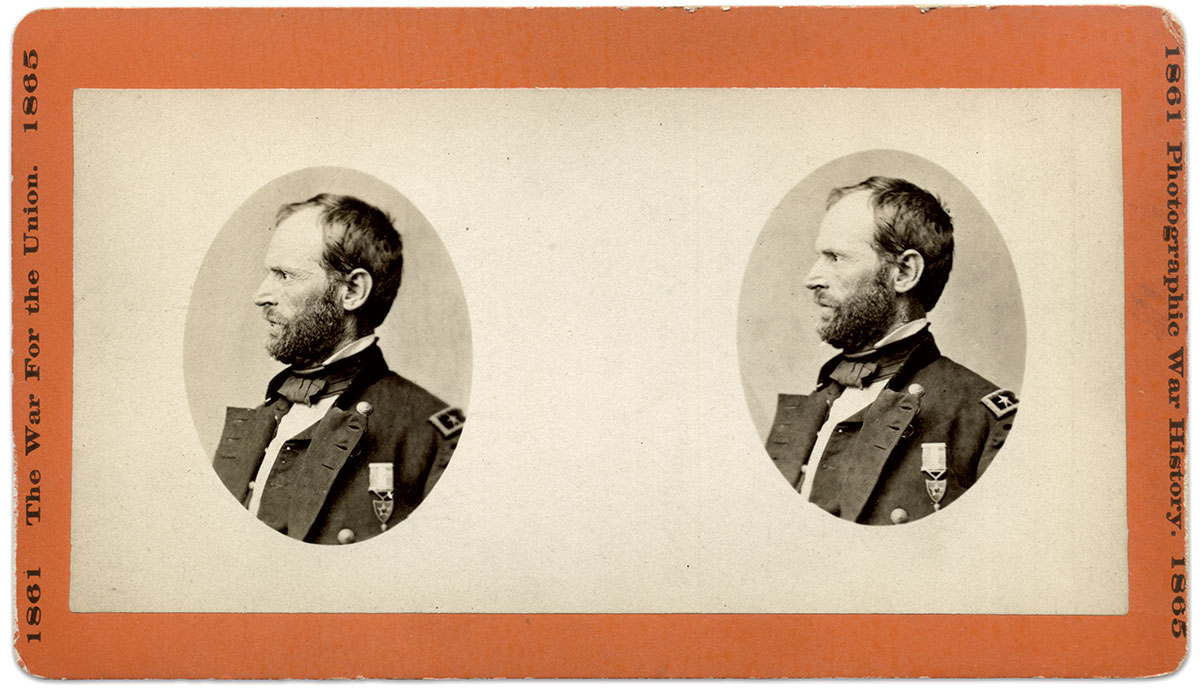 Stereoview card published by Taylor & Huntington of Hartford, Conn.