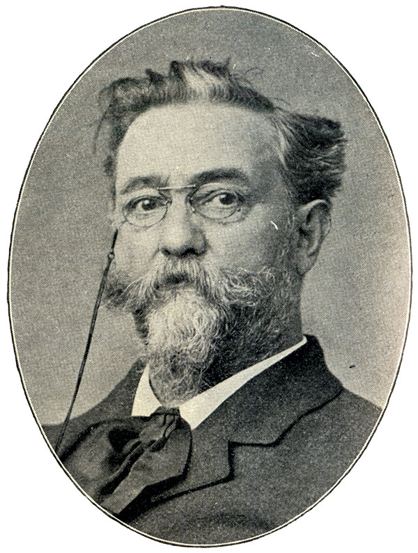 KURTZ, Pictured in the 1909 volume Notable New Yorkers.