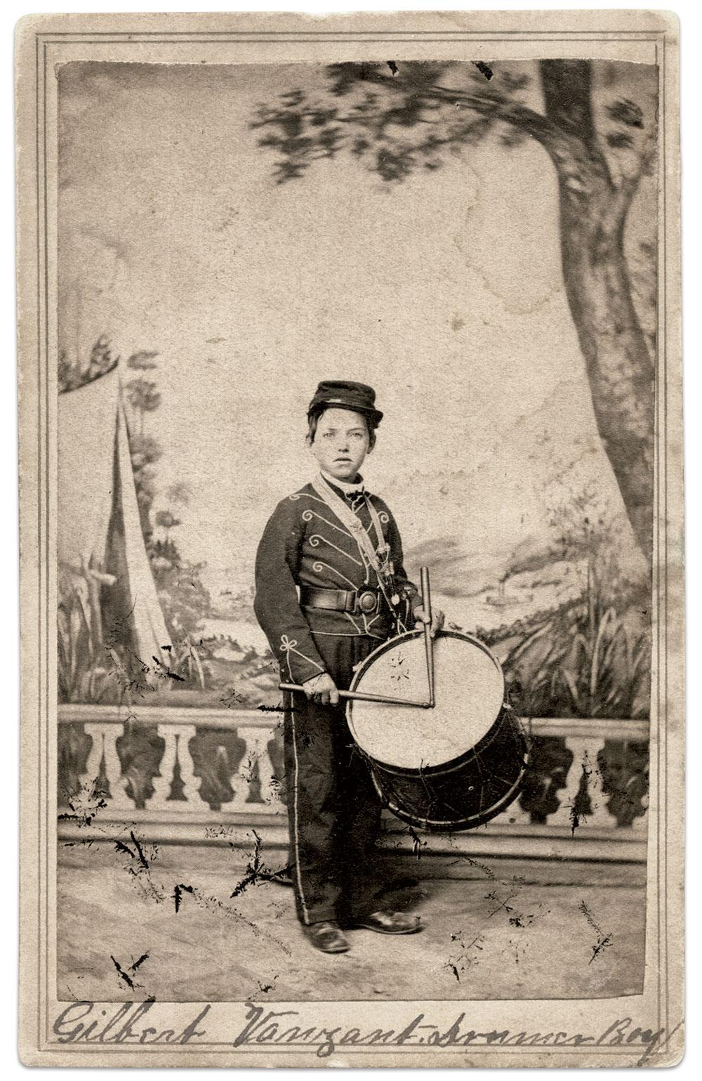 Carte de visite by Joseph H. Van Stavoren of Nashville, Tenn. Rick Carlile Collection.