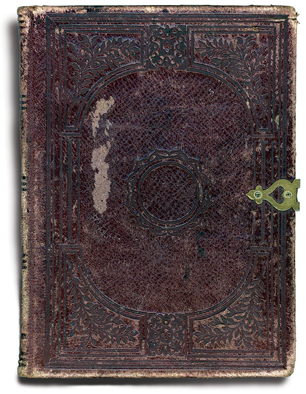 This album in the author's collectionis one of three known surviving albums containing portraits of the noncommissioned officers of the regiment. The other two are owned by the Clements Library at the University of Michigan and an unknown eBay buyer.