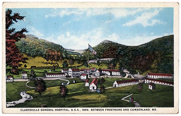 Clarysville General Hospital.