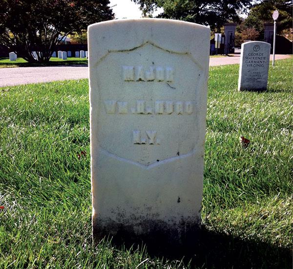 Section 15A, Plot 86. Arlington National Cemetery.