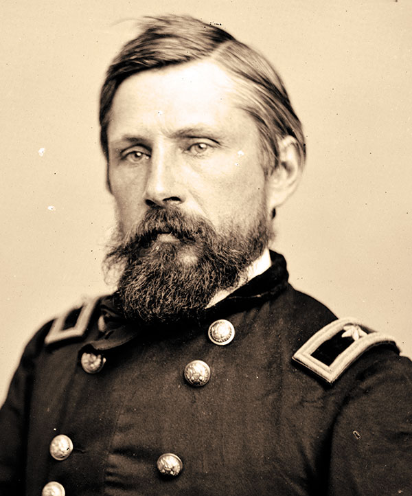 Gordon, pictured as a brigadier general. Library of Congress.
