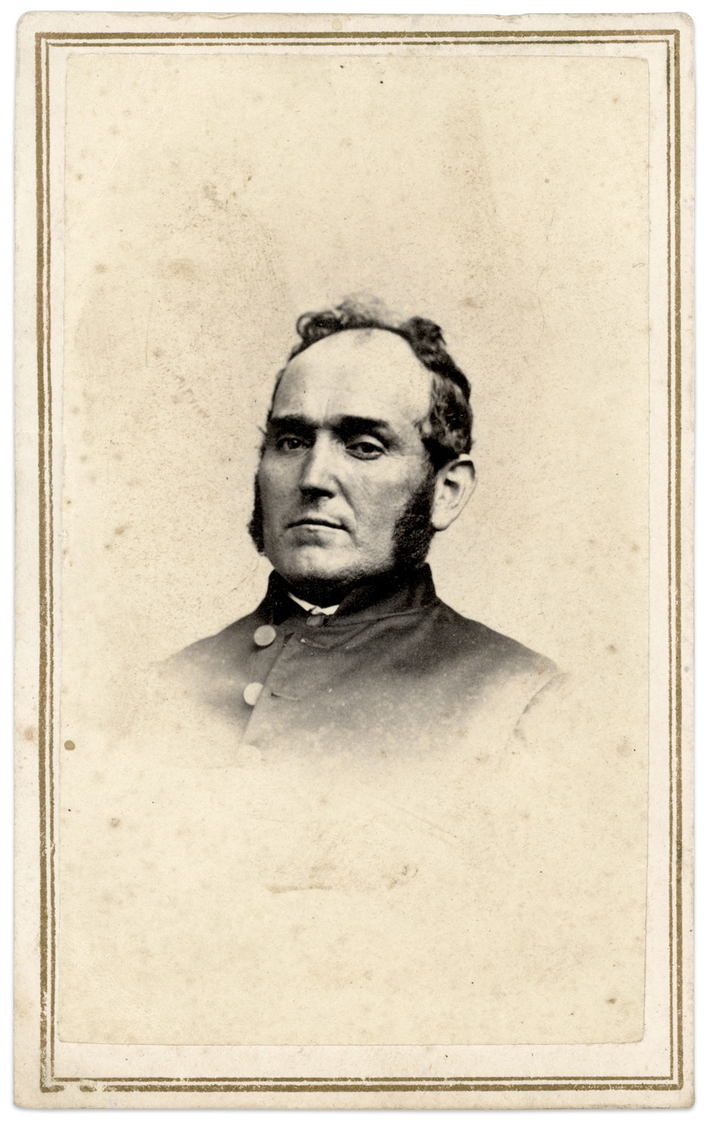 Carte de visite by an anonymous photographer. Richard A. Wolfe Collection.