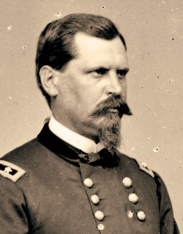 Hazen, pictured as a major general. Library of Congress.