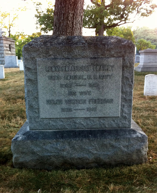 Section 1, Plot 225. Arlington National Cemetery.