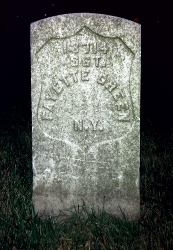 Section 13, Plot 13714. Arlington National Cemetery.