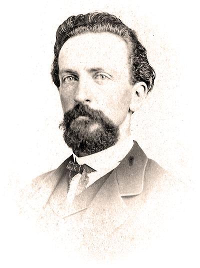 William Hopson. Courtesy family of Virginia Lamar Horner Spencer.