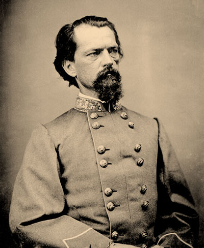 Maj. Gen. John B. Gordon. National Archives.