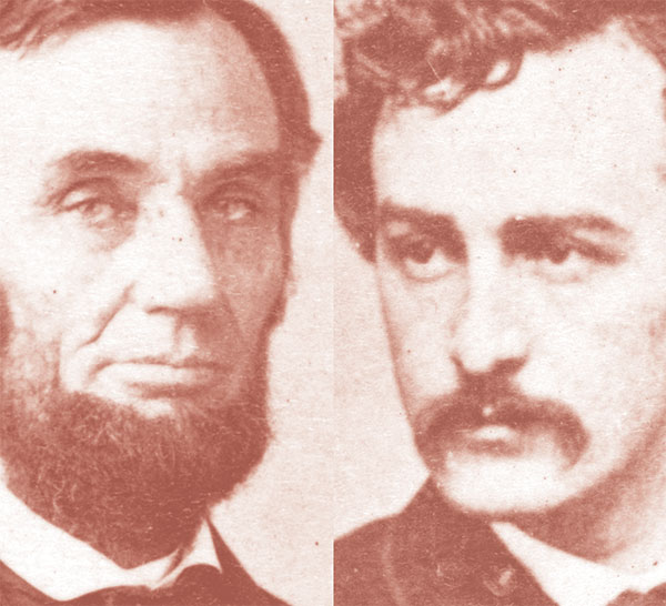 """Difference of opinion: Abraham Lincoln, a fan of popular comedies, saw Williams at least twice on stage. John Wilkes Booth dismissed Williams' brand of lowbrow Irish comedy as """"trash."""""""