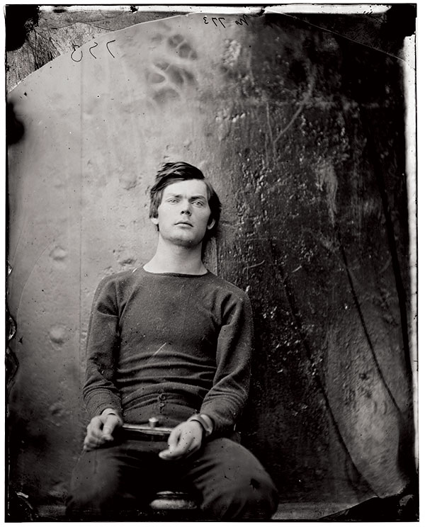 Lewis Powell. Library of Congress.