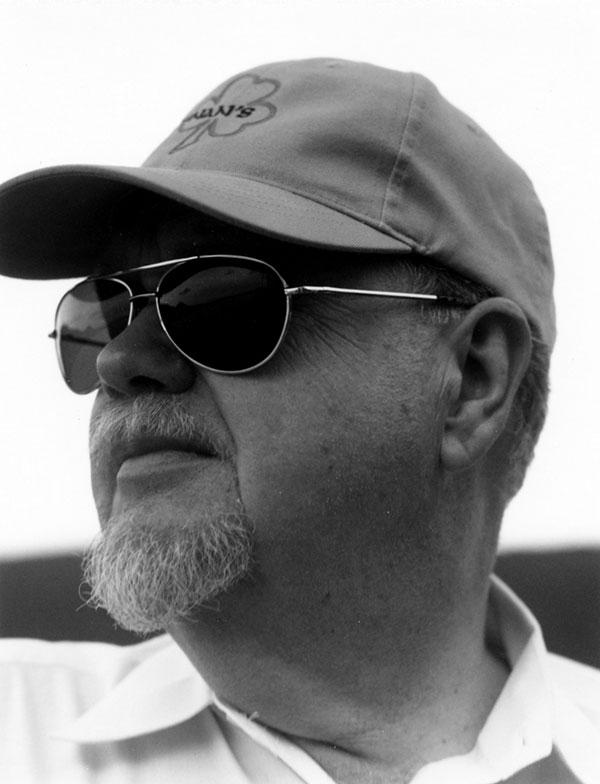 Mike McAfee, July 2010. Thomas Harris.