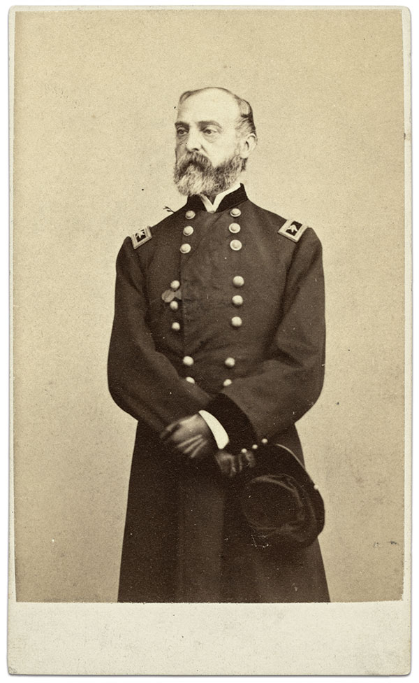 Uncle George G. Meade. Library of Congress.
