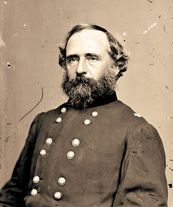 Prince, pictured as a brigadier. Library of Congress.