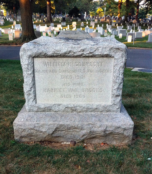 Section 1, Plot 529. Arlington National Cemetery.