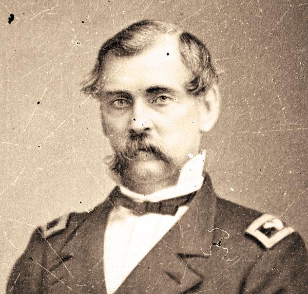 Smith, circa 1861. Library of Congress.
