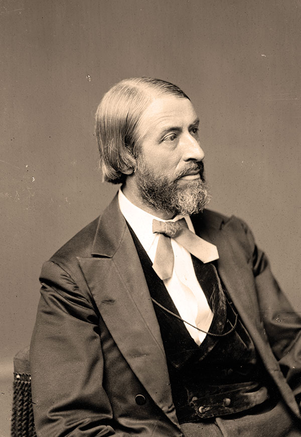 Ainsworth Rand Spofford became the Librarian of Congress in 1864 and began work on a notable campaign of copyright reform that ultimately resulted in the Copyright Act of 1870.