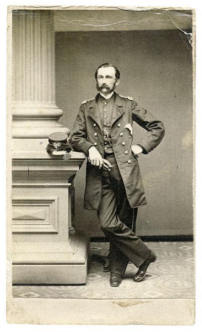 John H. Steiner.Scott Vezeau collection.