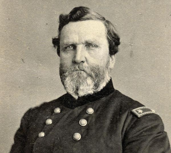 Thomas, circa 1865. Carte de visite by Mathew B. Brady of New York City. Ronald S. Coddington Collection.
