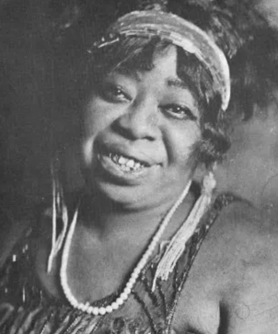 "Gertrude Pridgett ""Ma"" Rainey is licensed under Public Domain."