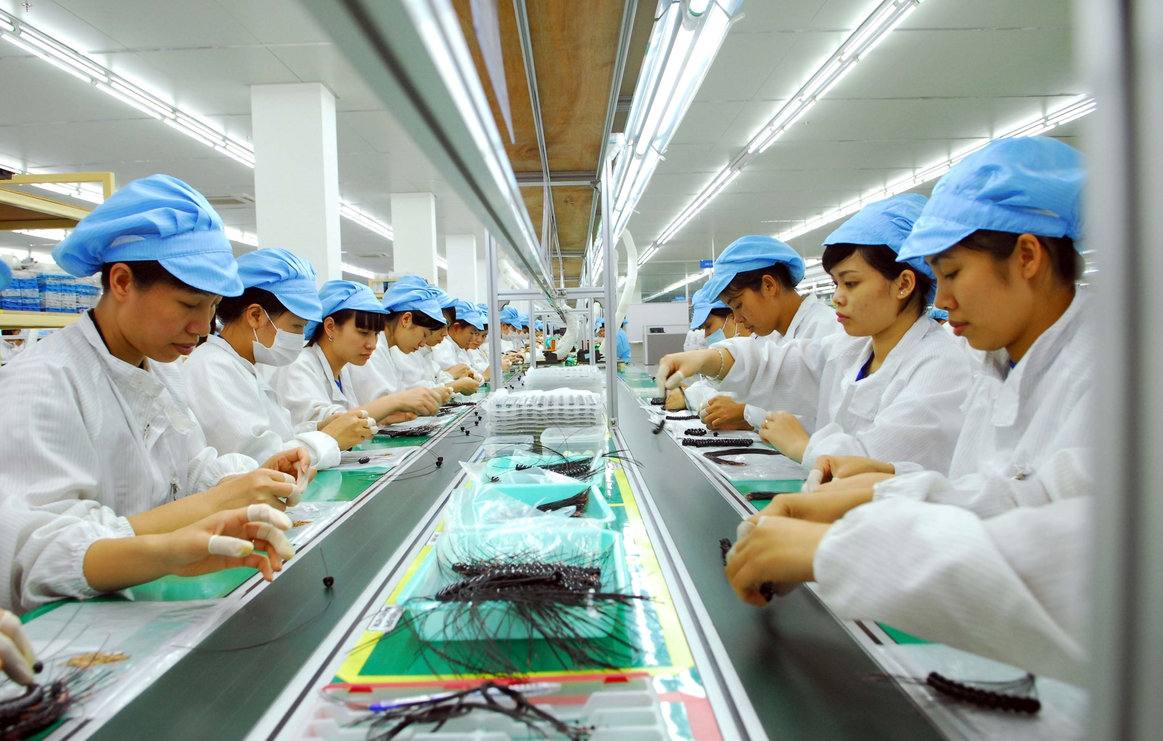 Le Vietnam doit se concentrer sur le développement des industries auxiliaires phares.