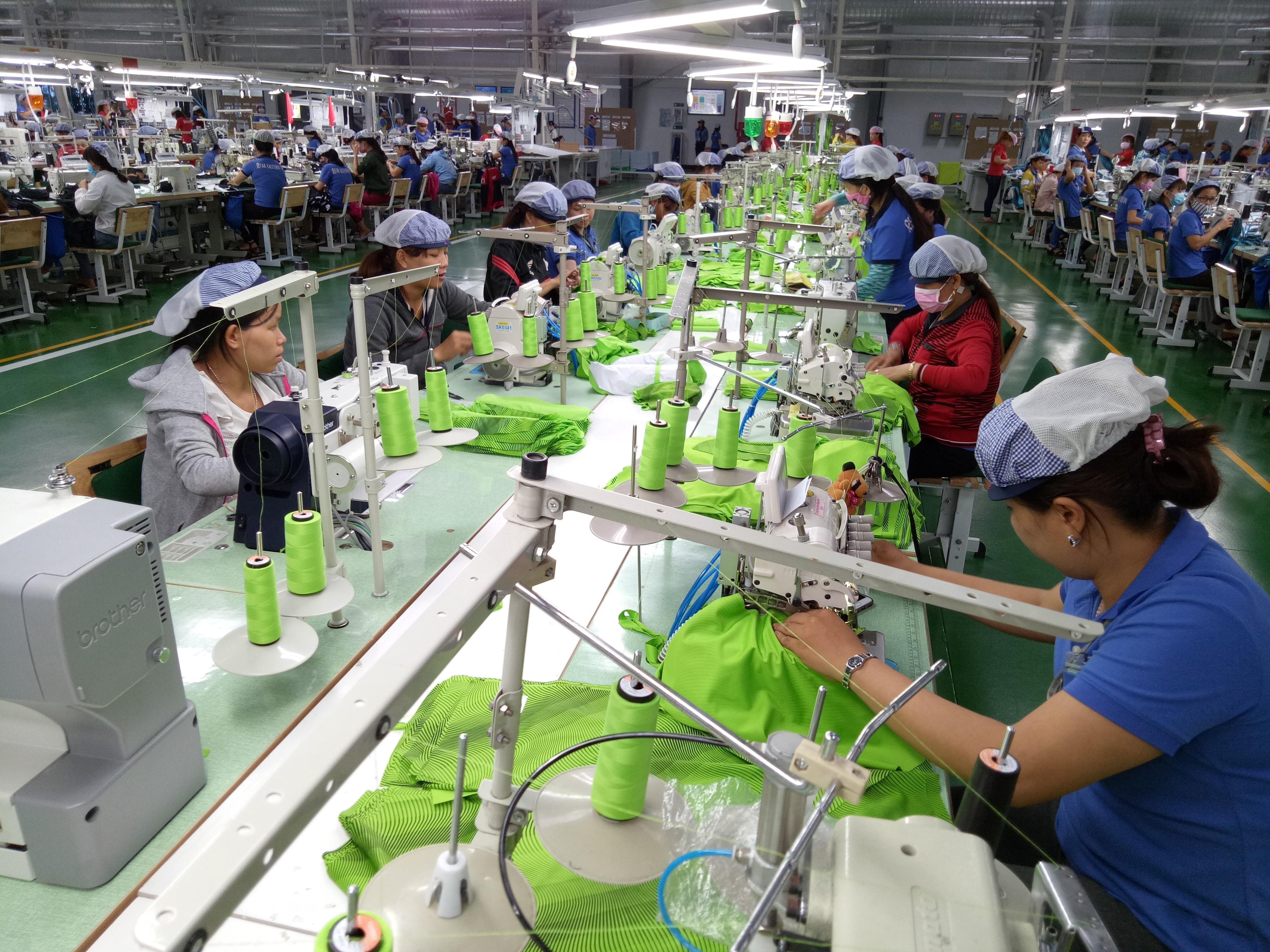 L'accord de libre-échange entre le Vietnam et l'UE (EVFTA) permettra d'attirer de grands flux d'investissement vers le secteur du textile-habillement au Vietnam.
