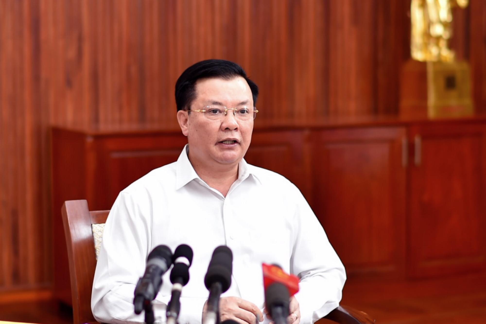 Finance Minister Dinh Tien Dung (Photo: VNA)