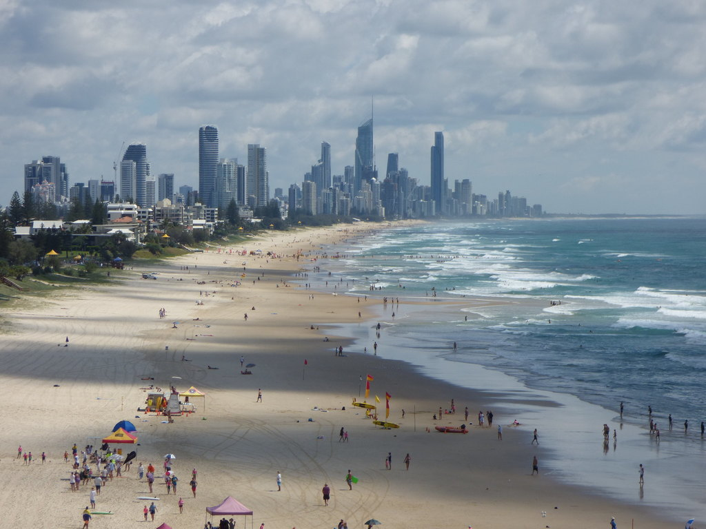Bờ biển Australia. (Nguồn: trip101.com)