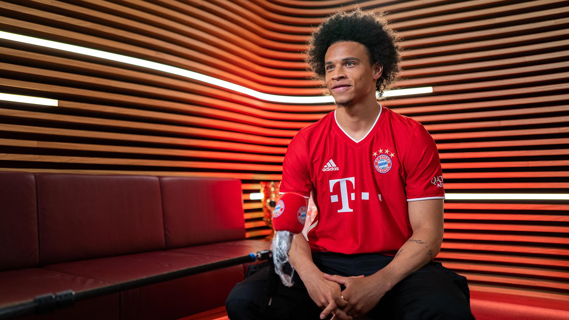 Sane liệu có thể trở thành biểu tượng mới của Bayern?