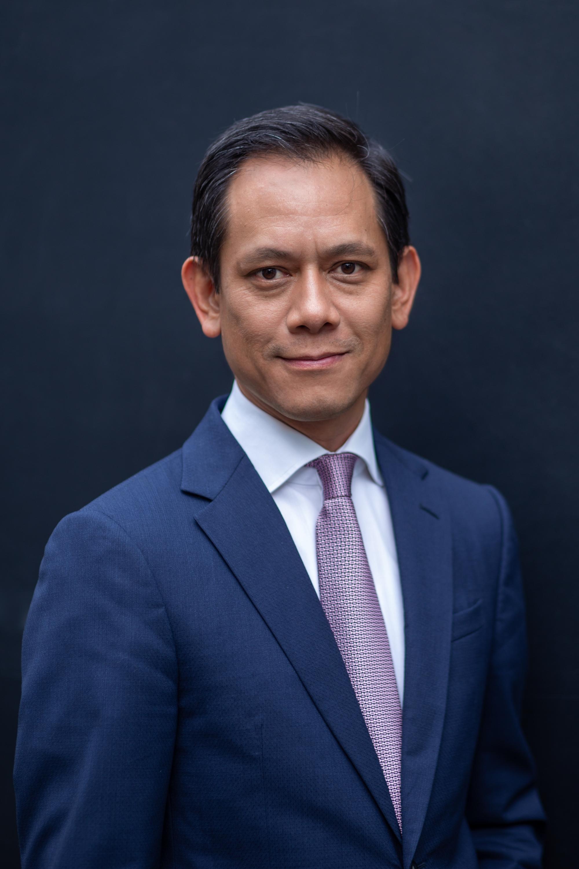 Tiến sỹ Phạm Thái Lai, Tổng giám đốc Siemens khu vực ASEAN và Việt Nam.