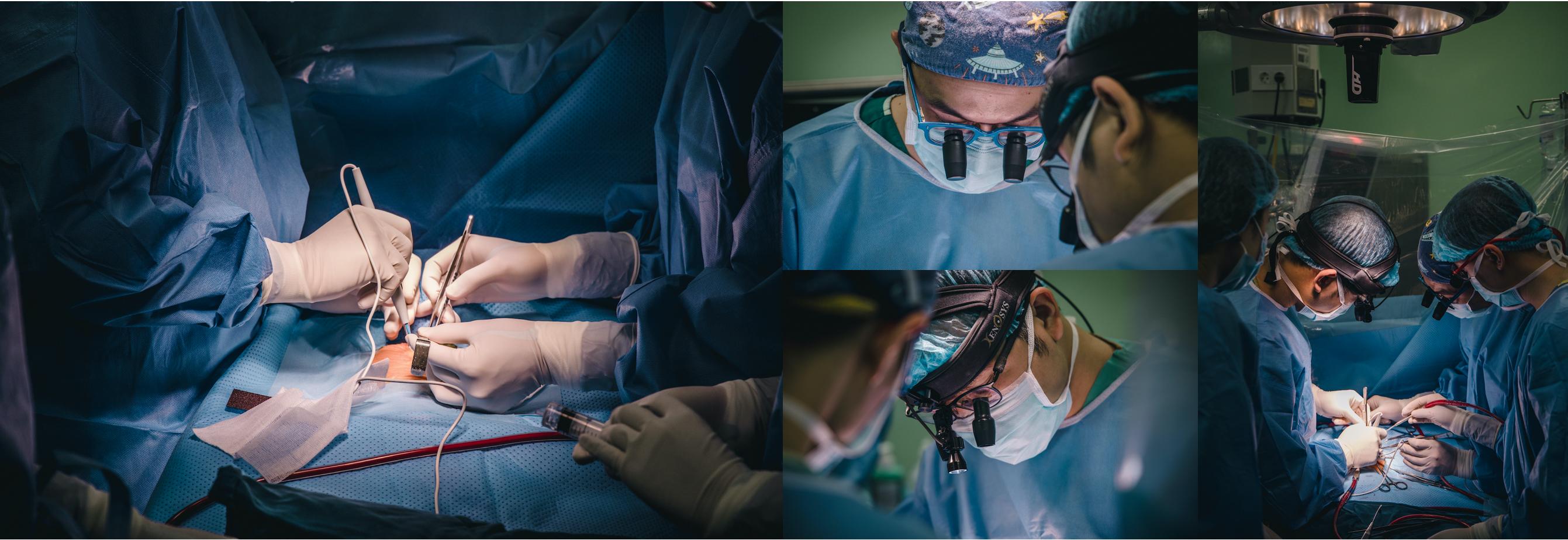 Thành tựu của Trung tâm Tim mạch trẻ em - Bệnh viện Nhi Trung ương có một phần đóng góp của bác sĩ Trường. Ít ai biết rằng, từ năm 2016 khi anh trở thành lãnh đạo Trung tâm, số ca phẫu thuật tim tăng hơn 2 lần, từ khoảng 500 ca mổ/năm lên 1.453 ca năm 2009. Hơn 30% số ca đó, Bác sỹ Nguyễn Lý Thịnh Trường trực tiếp cầm dao mổ. Có ca bệnh anh cùng các y bác sĩ đã thực hiện liền 36 tiếng đồng hồ không ăn không ngủ.(Ảnh: Minh Sơn/Vietnam+)